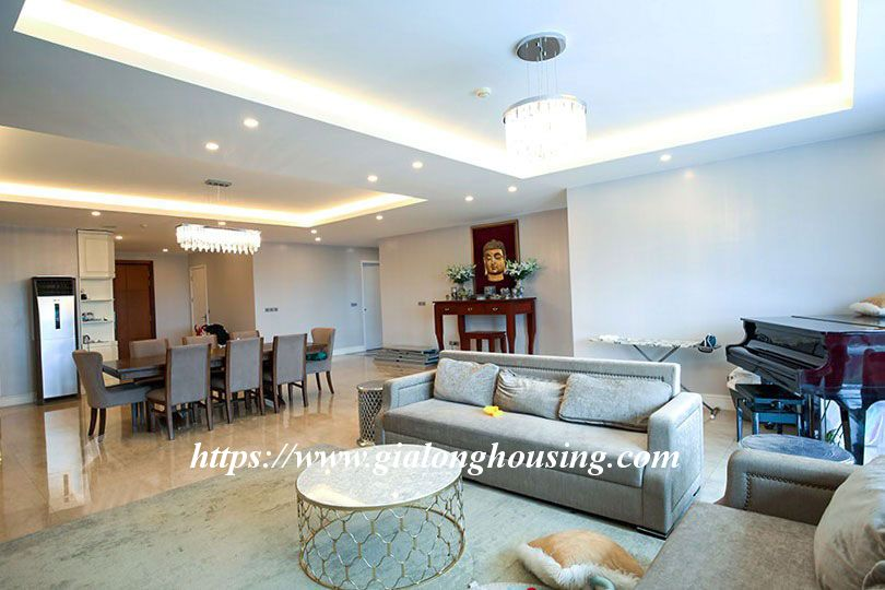 Luxurious golf court view apartment in L building, Ciputra 2