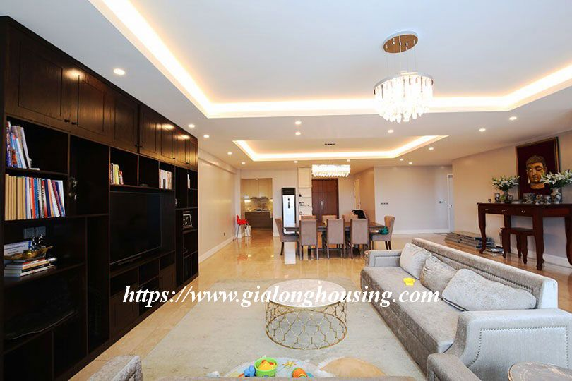 Luxurious golf court view apartment in L building, Ciputra 3