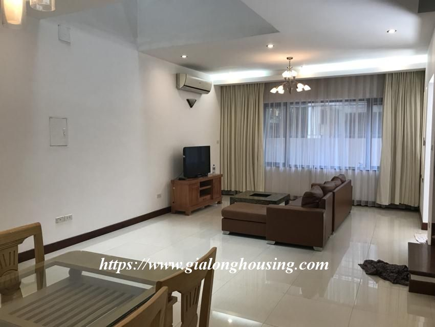 Fully furnished house in Tay Ho street, walking to West lake 1
