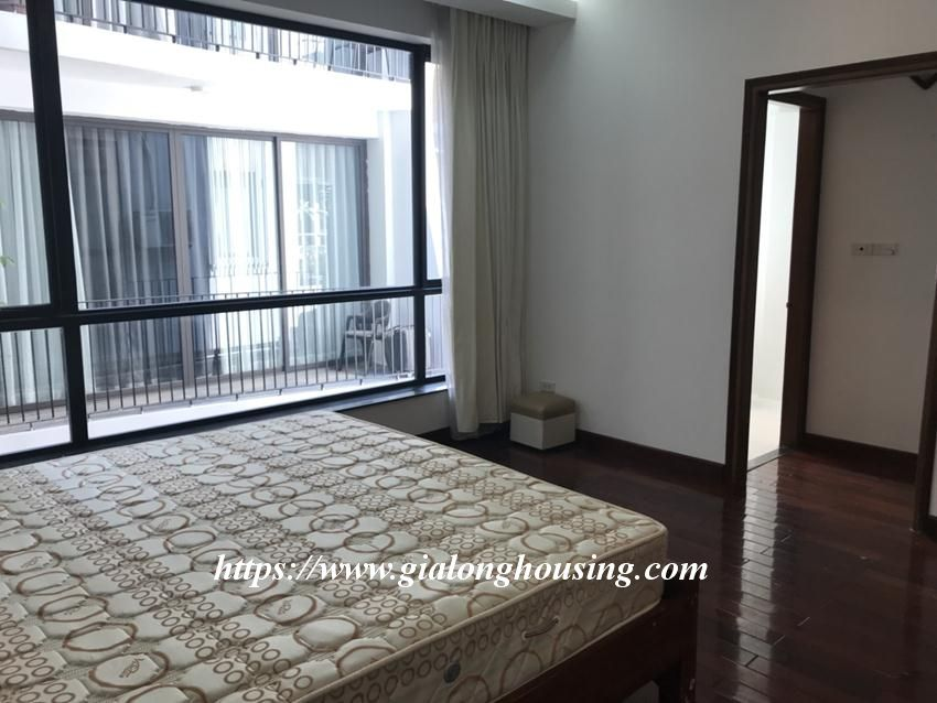 Fully furnished house in Tay Ho street, walking to West lake 10