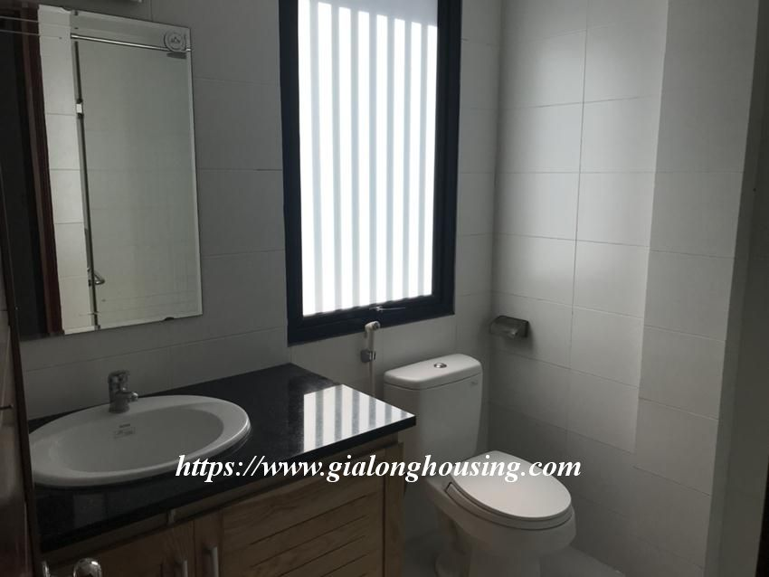 Fully furnished house in Tay Ho street, walking to West lake 12