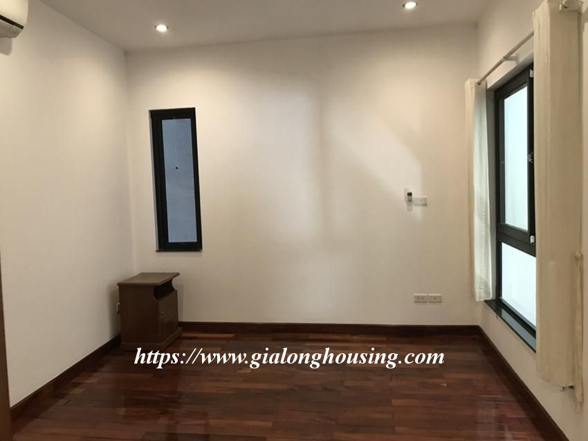 Fully furnished house in Tay Ho street, walking to West lake 14