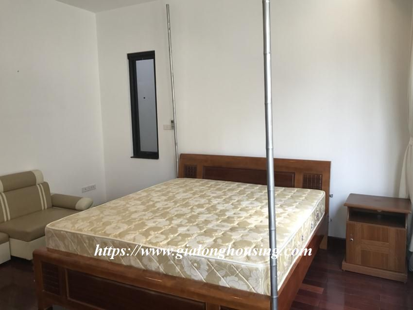 Fully furnished house in Tay Ho street, walking to West lake 18