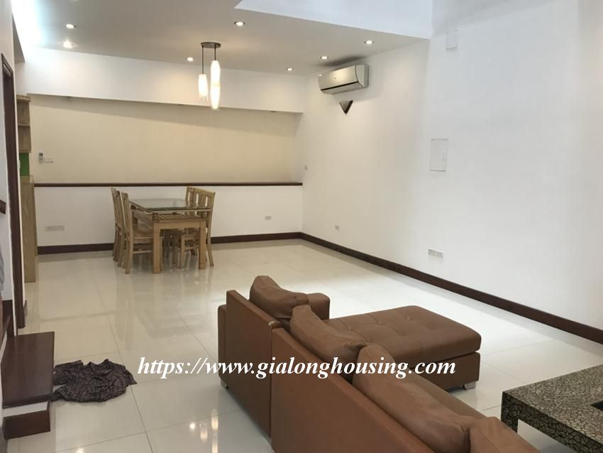 Fully furnished house in Tay Ho street, walking to West lake 2