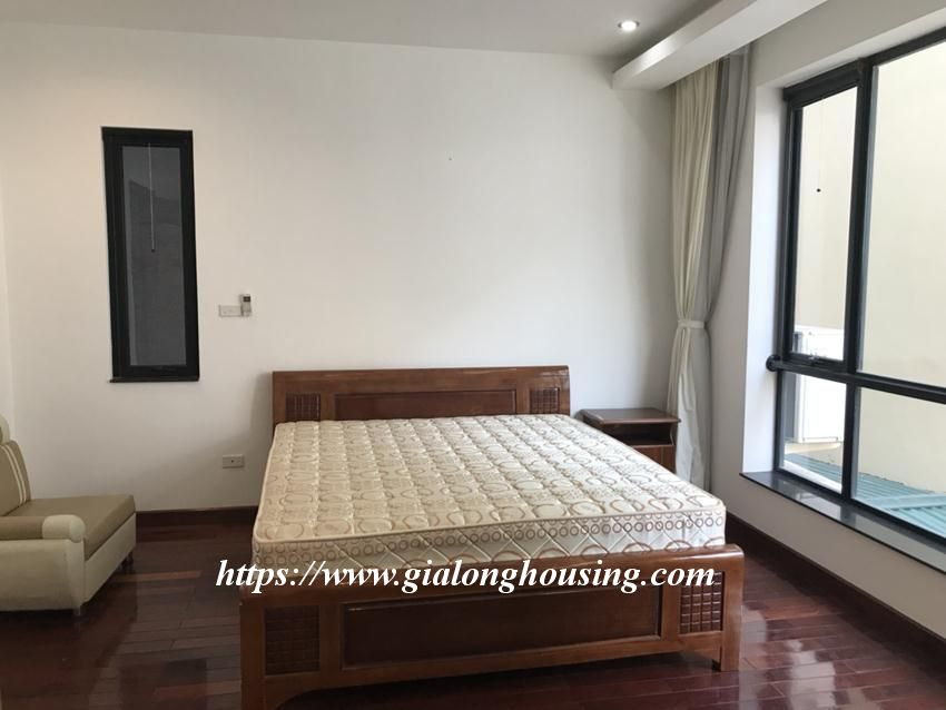 Fully furnished house in Tay Ho street, walking to West lake 8