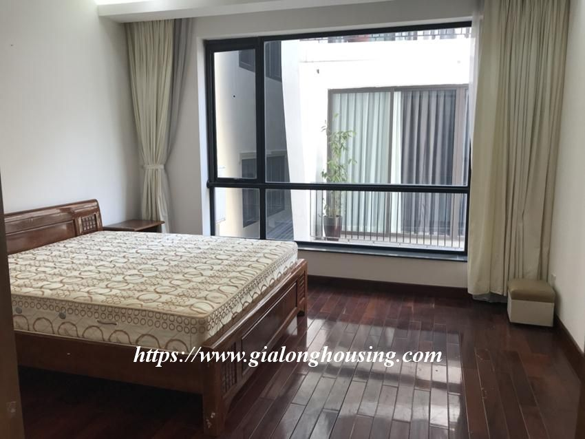 Fully furnished house in Tay Ho street, walking to West lake 9