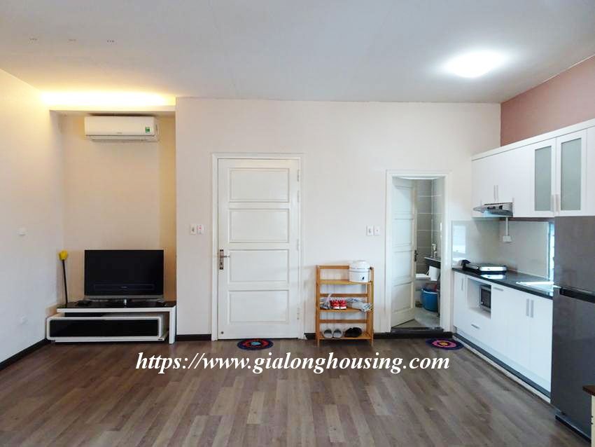 Fully furnished 02 bedroom apartment in Quan Ngua for rent 1