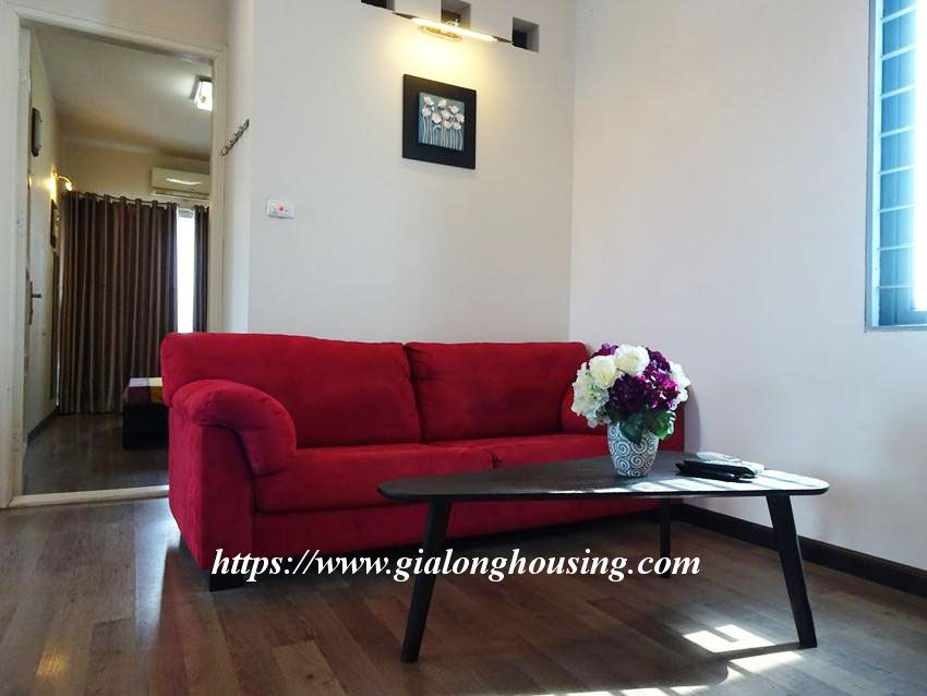 Fully furnished 02 bedroom apartment in Quan Ngua for rent 11