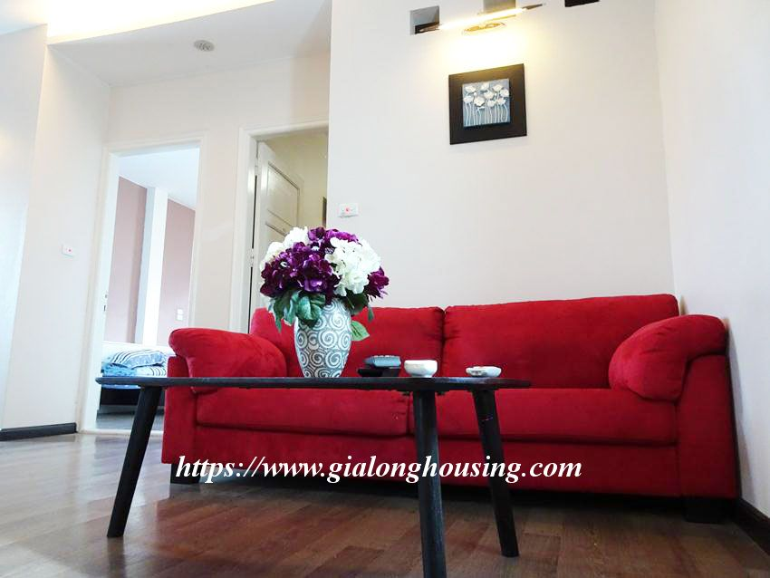 Fully furnished 02 bedroom apartment in Quan Ngua for rent 12
