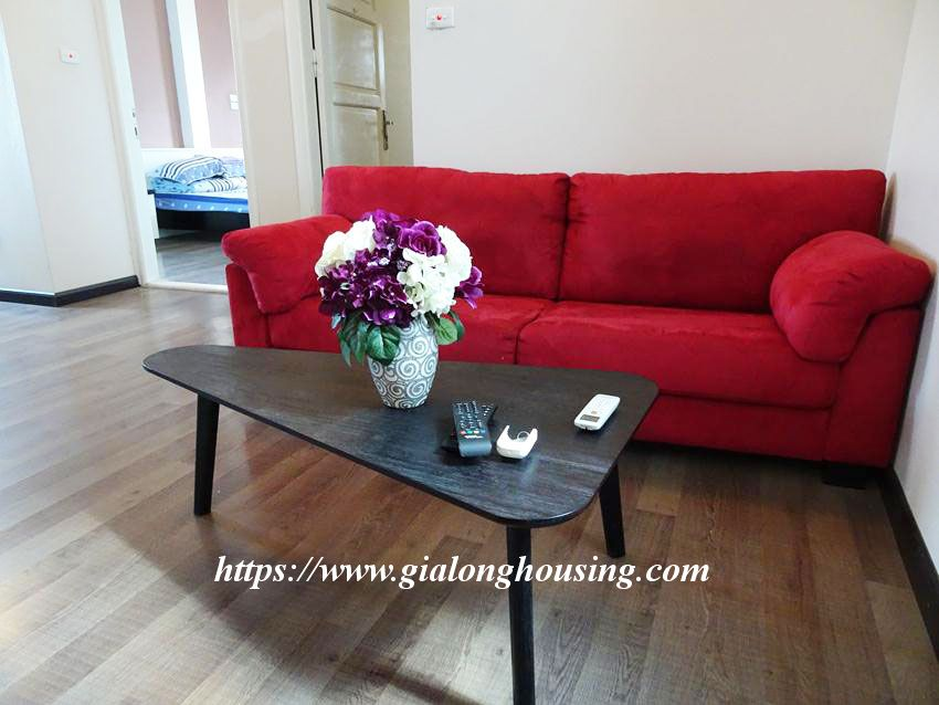 Fully furnished 02 bedroom apartment in Quan Ngua for rent 13