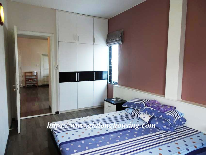 Fully furnished 02 bedroom apartment in Quan Ngua for rent 15