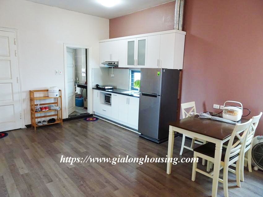Fully furnished 02 bedroom apartment in Quan Ngua for rent 2