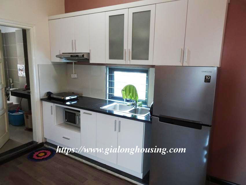 Fully furnished 02 bedroom apartment in Quan Ngua for rent 4