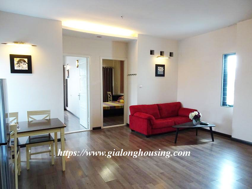 Fully furnished 02 bedroom apartment in Quan Ngua for rent 5