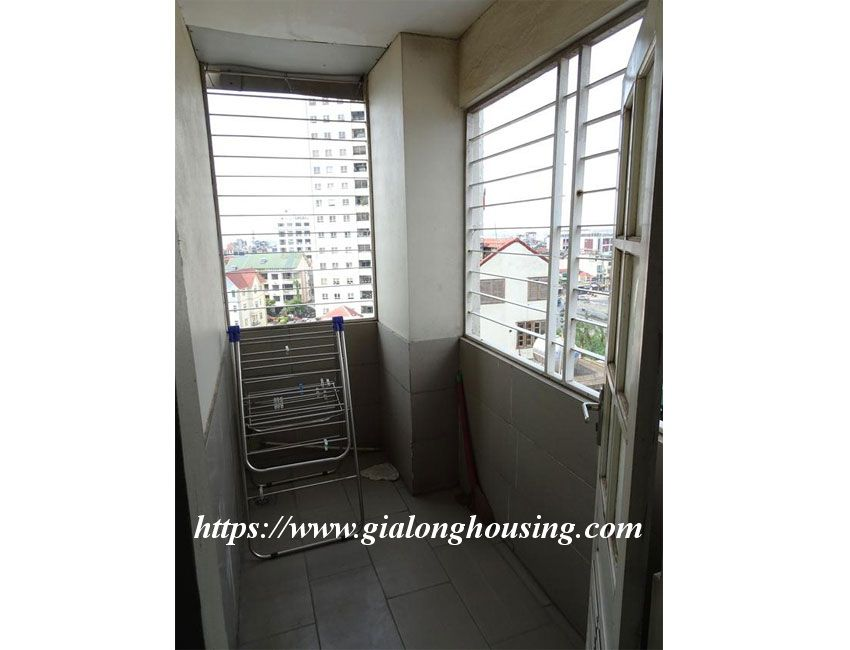 Fully furnished 02 bedroom apartment in Quan Ngua for rent 8