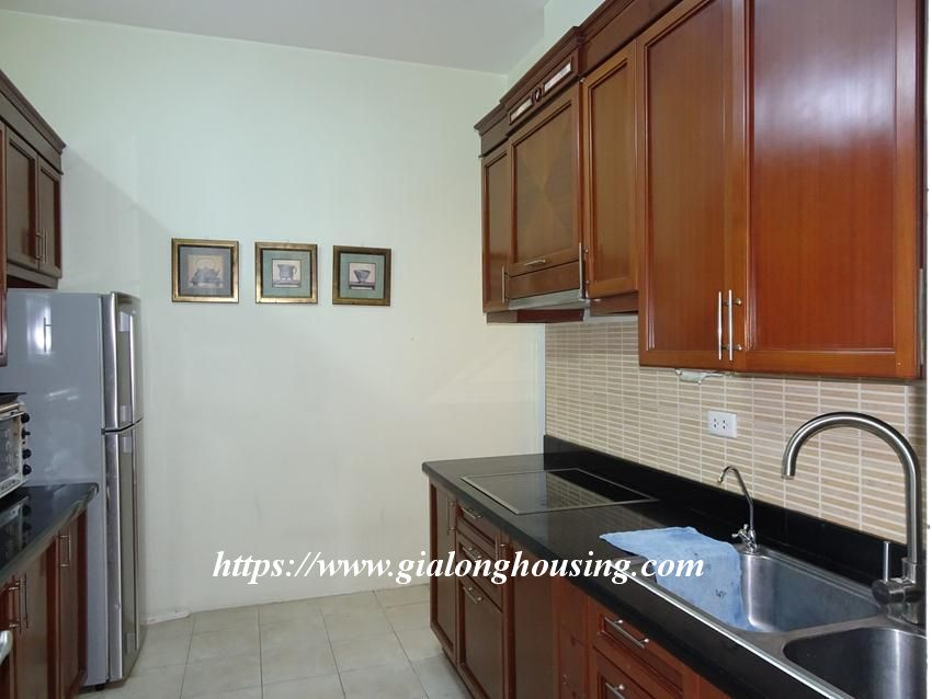 Nice and furnished apartment in G2 building, Ciputra 1