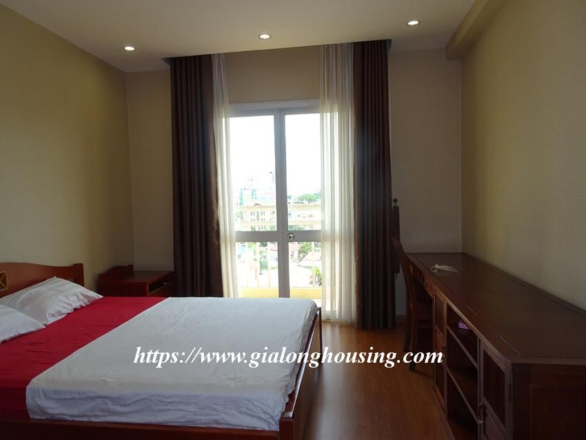 Nice and furnished apartment in G2 building, Ciputra 10