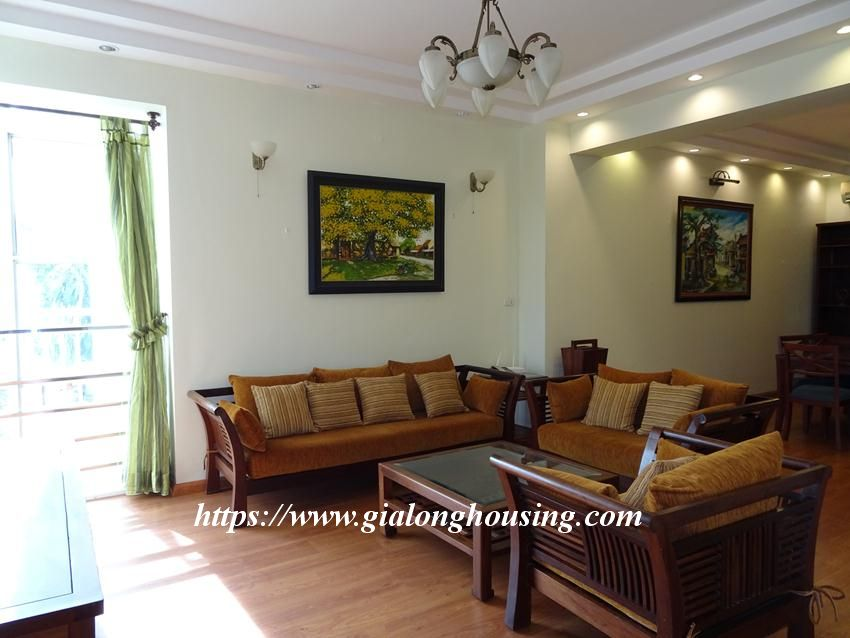 Nice and furnished apartment in G2 building, Ciputra 11