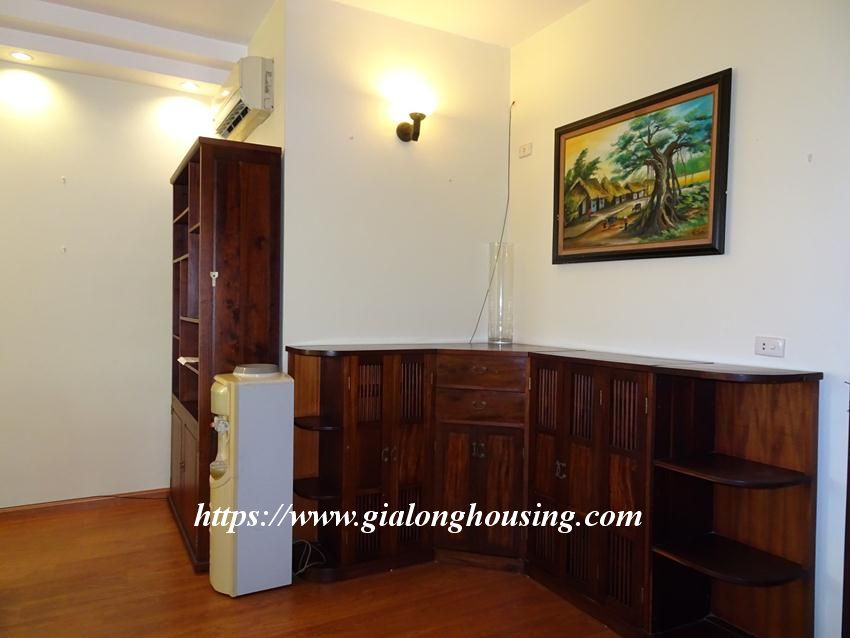 Nice and furnished apartment in G2 building, Ciputra 12