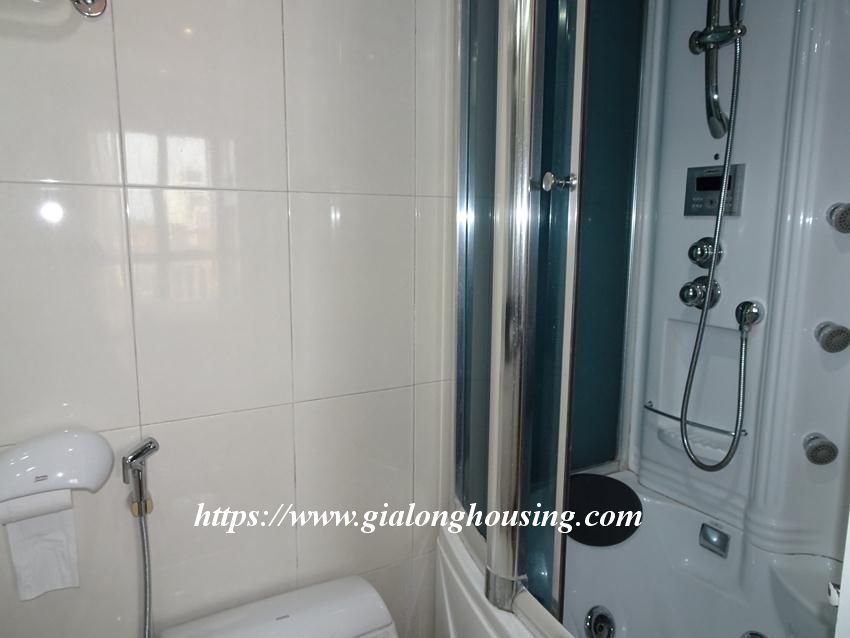 Nice and furnished apartment in G2 building, Ciputra 2