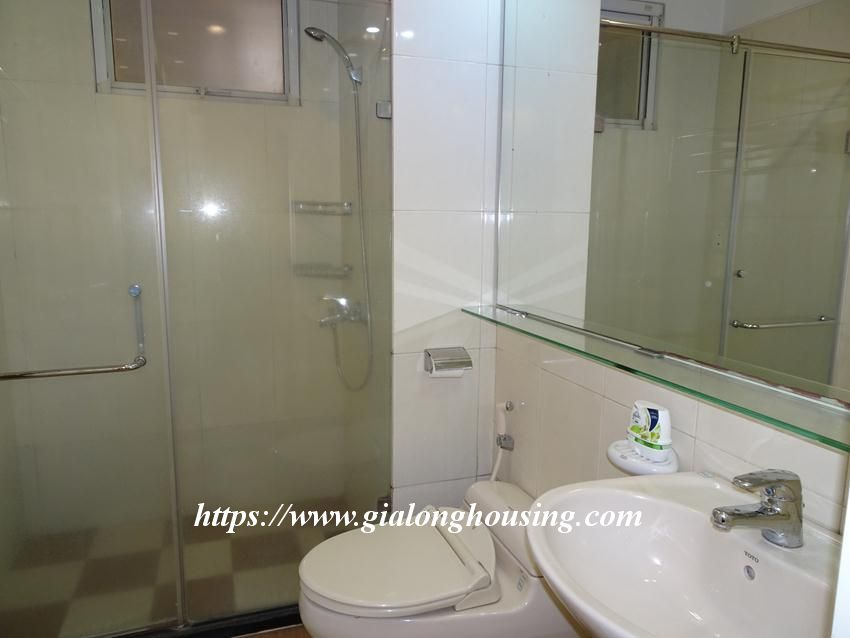 Nice and furnished apartment in G2 building, Ciputra 3