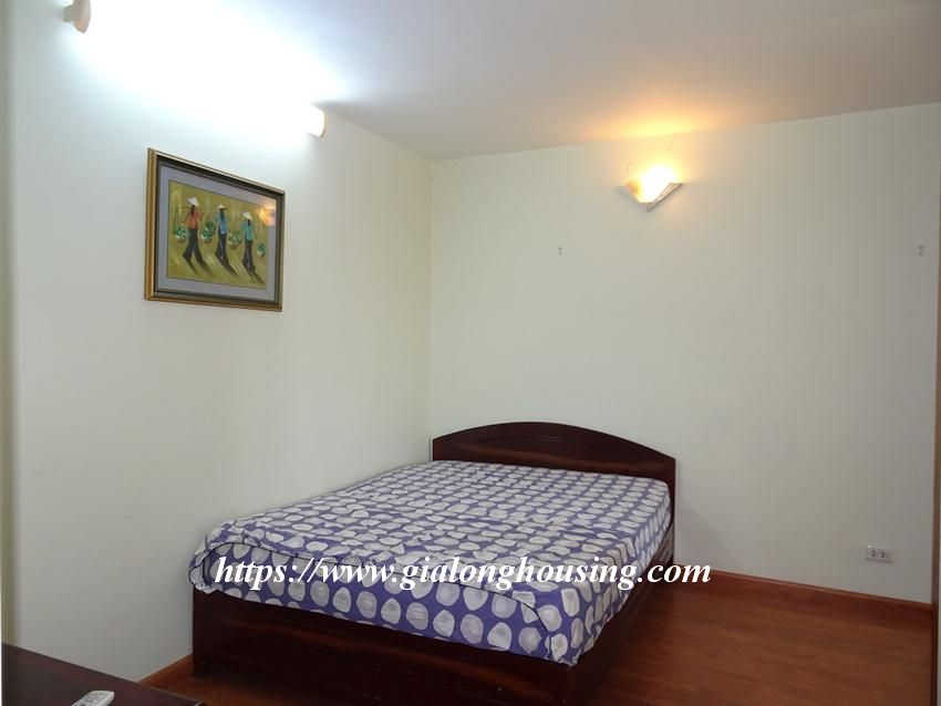 Nice and furnished apartment in G2 building, Ciputra 4