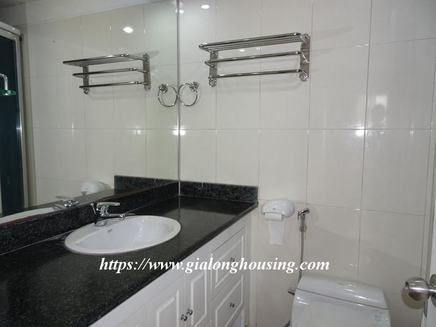 Nice and furnished apartment in G2 building, Ciputra 5