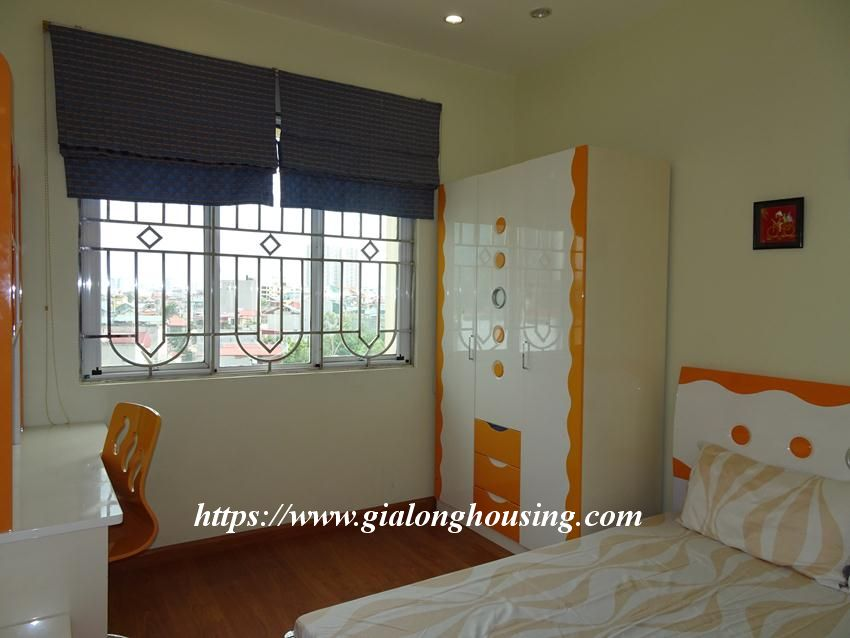 Nice and furnished apartment in G2 building, Ciputra 8