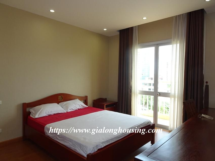 Nice and furnished apartment in G2 building, Ciputra 9