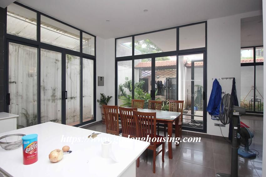 Beautiful garden house in Thuy Khue for rent 14