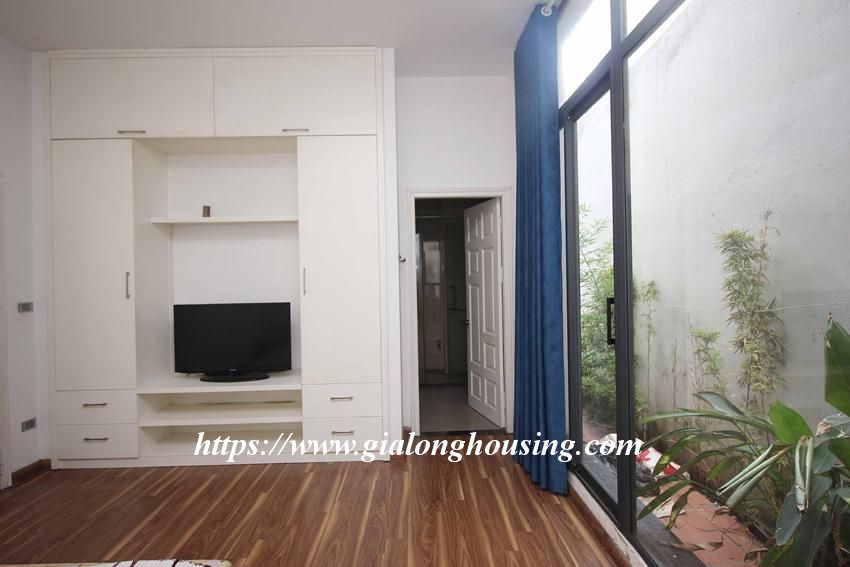Beautiful garden house in Thuy Khue for rent 18