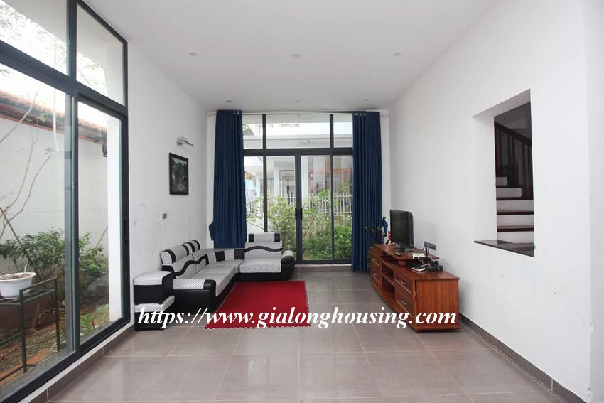 Beautiful garden house in Thuy Khue for rent 8
