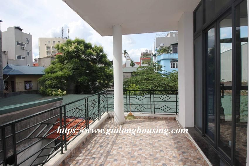 Beautiful garden house in Thuy Khue for rent 13