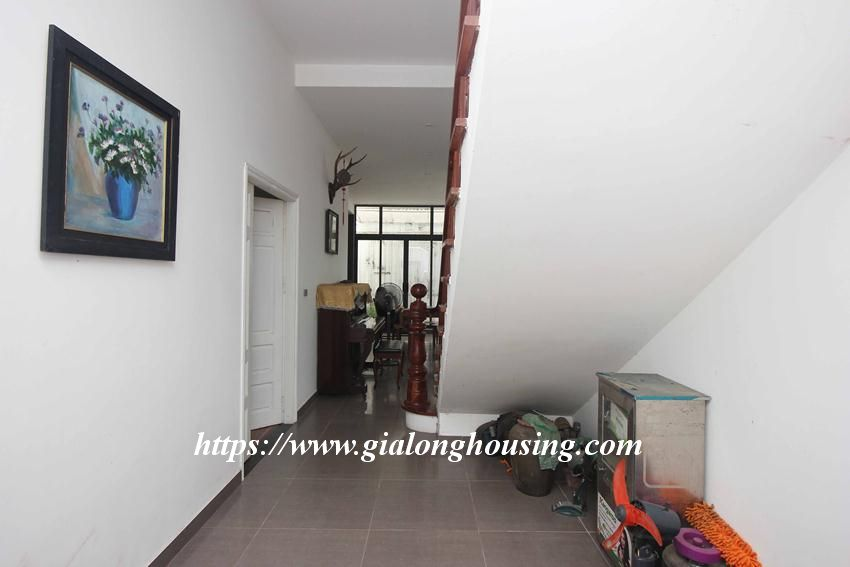 Beautiful garden house in Thuy Khue for rent 2