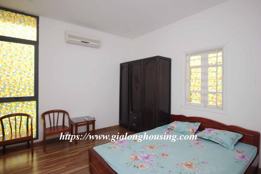 Beautiful garden house in Thuy Khue for rent 5