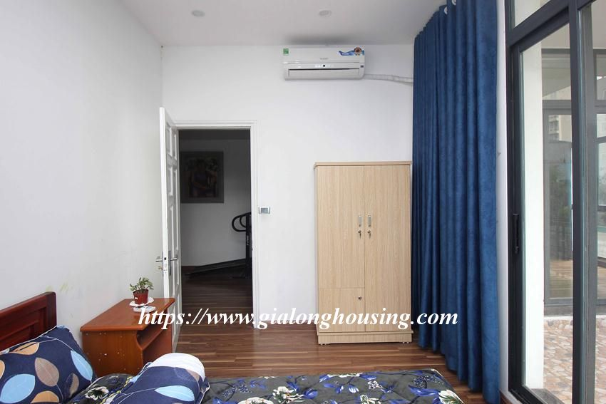 Beautiful garden house in Thuy Khue for rent 9