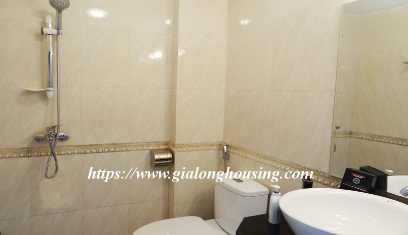 Four bedroom nice house in Dao Tan for rent 10