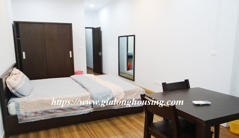 Four bedroom nice house in Dao Tan for rent 11