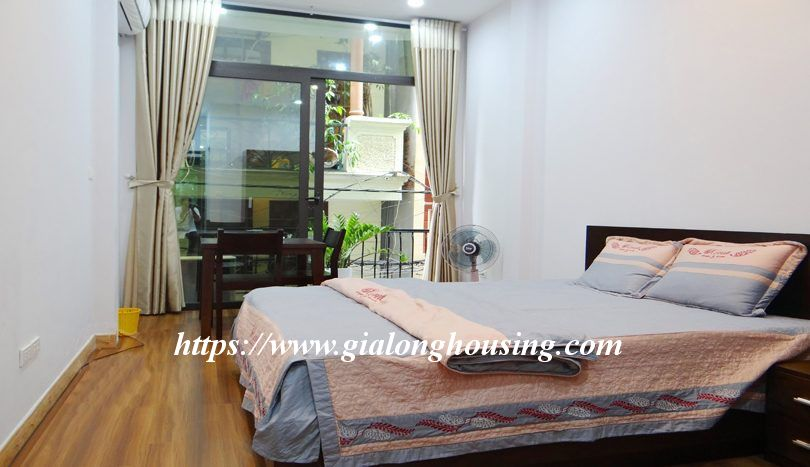 Four bedroom nice house in Dao Tan for rent 14