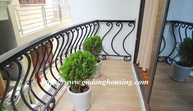 Four bedroom nice house in Dao Tan for rent 15