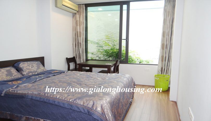 Four bedroom nice house in Dao Tan for rent 16