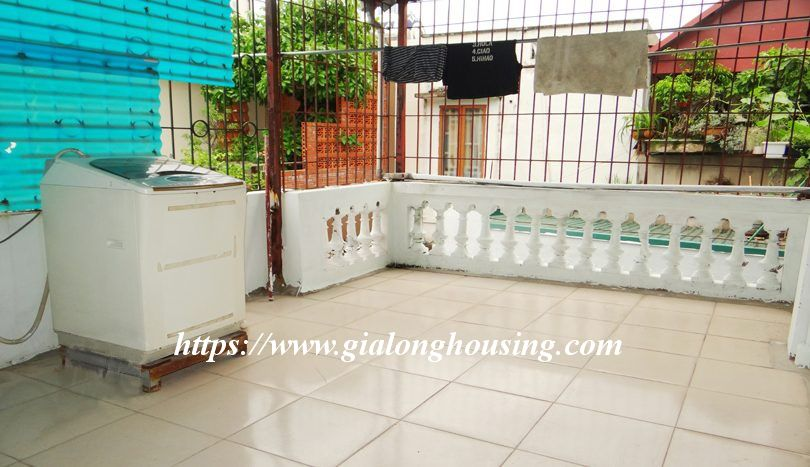 Four bedroom nice house in Dao Tan for rent 18