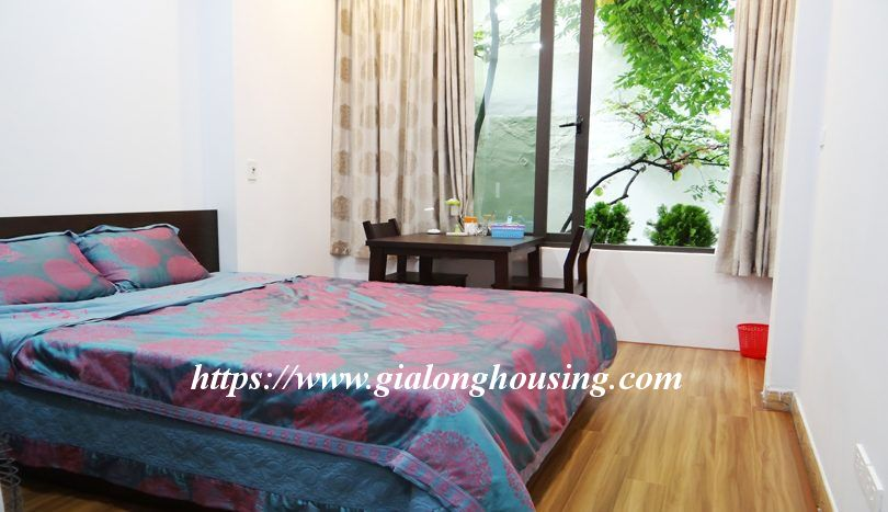 Four bedroom nice house in Dao Tan for rent 4