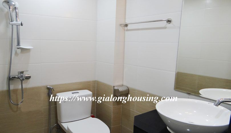 Four bedroom nice house in Dao Tan for rent 6