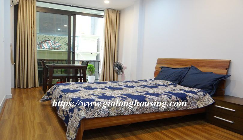 Four bedroom nice house in Dao Tan for rent 7