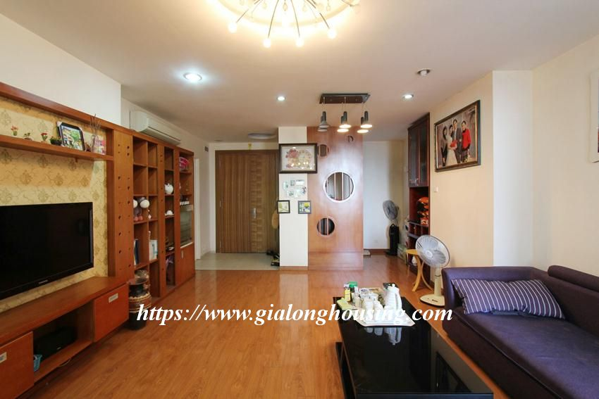 Nice apartment in GP 170 La Thanh for rent 1