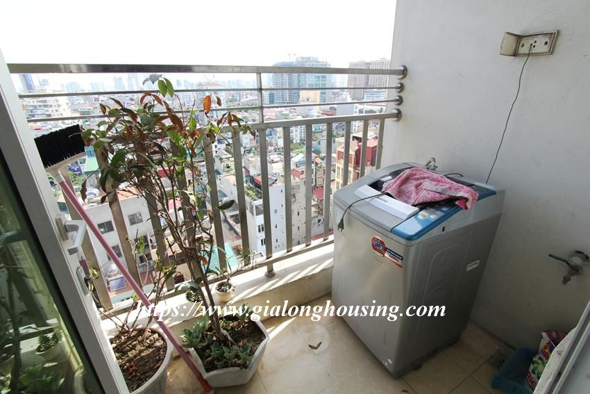 Nice apartment in GP 170 La Thanh for rent 10