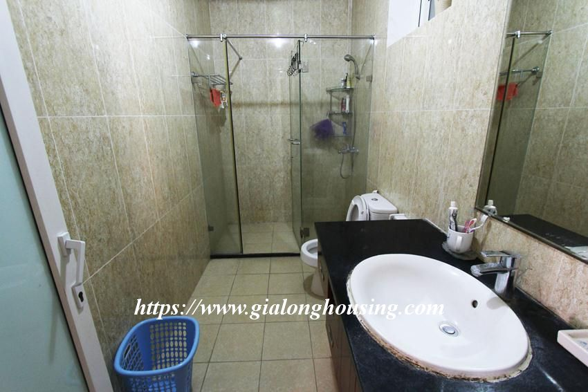 Nice apartment in GP 170 La Thanh for rent 11