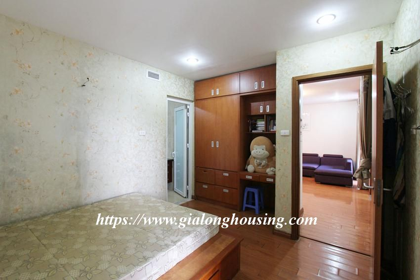 Nice apartment in GP 170 La Thanh for rent 13