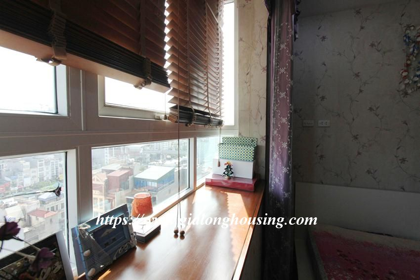 Nice apartment in GP 170 La Thanh for rent 16